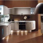 ремонт стильной кухни в квартире фото