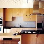 ремонт кухни в квартире с вытяжкой фото