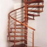 выставка винтовая лестница