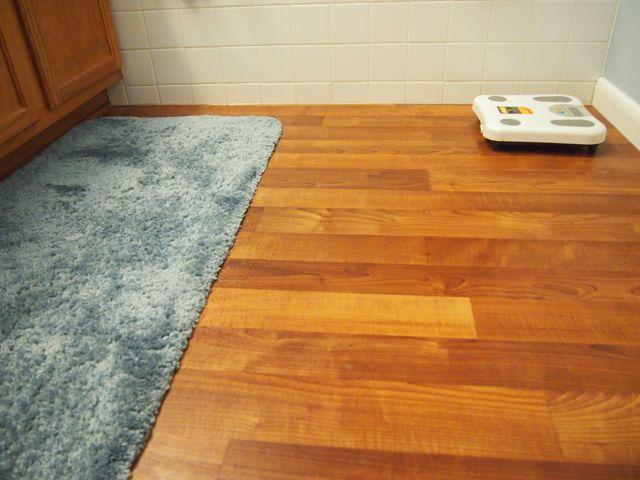 Bathroom flooring ideas uk