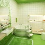 Ремонт просторной ванной
