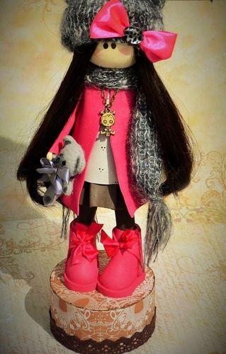 Куклы из фоамирана своими руками выкройки 33