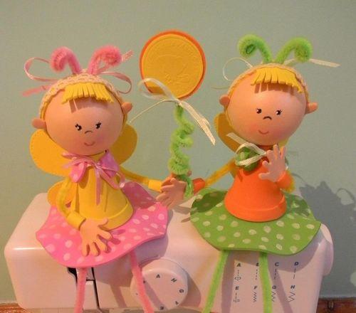 Куклы из фоамирана своими руками выкройки 719