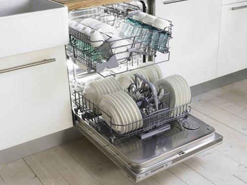 Как правильно заложить посуду в посудомоечной машине хундай автосалоны в москве адреса